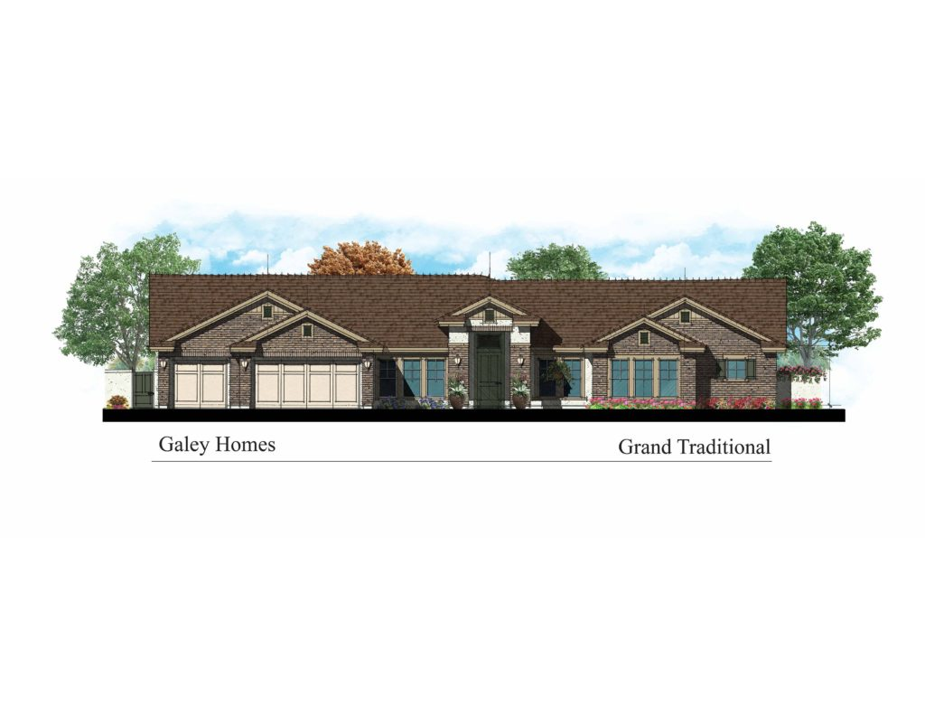 Galey Homes -Traditional